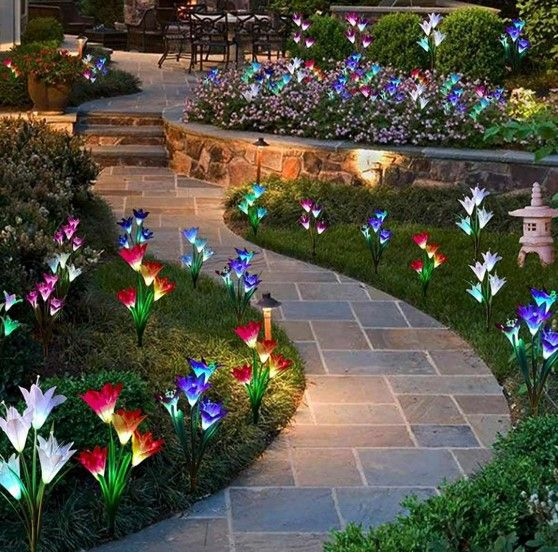 12 Best Solar Garden Lights 2020 Reviews Guide In 2020 Best Solar Garden Lights Solar Lights Garden Solar Garden