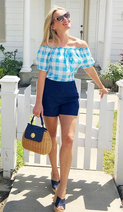 Wicker Bags Are Summer's Most Celeb-Loved Trend: Here's How to Wear Them | People - Reese Witherspoon: