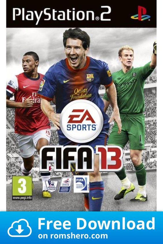 Download Fifa 13 Playstation 2 Ps2 Isos Rom Fifa 13 Fifa Playstation