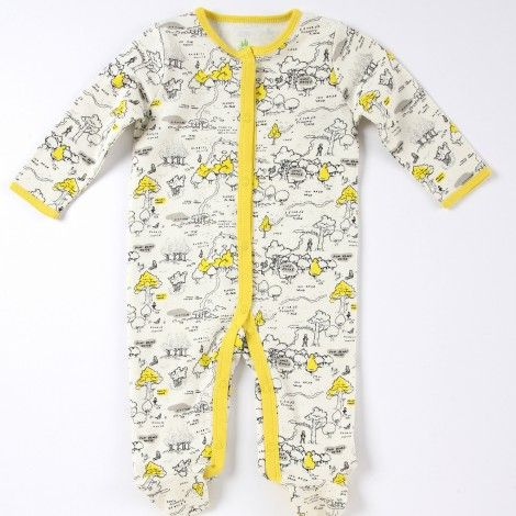 Disney Cuddly Sleep & Play™ - CLASSIC POOH