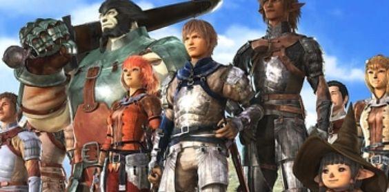 Final Fantasy XI, uno de los MMORPG más clásicos. PlayStation 2 y Xbox 360, PC