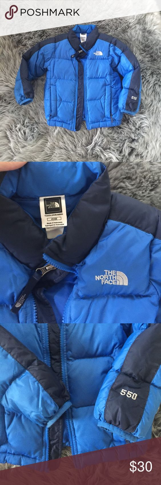 The North Face 550 Aconcagua Fill Down Jacket Very Warm North Face 550 Down Puffer Jacket For Boys Size 4t All Zippers W Down Jacket North Face Jacket Jackets [ 1692 x 564 Pixel ]