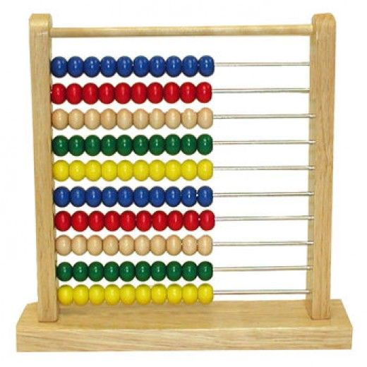How to teach Abacus to kids; because I never learned!  Cool!