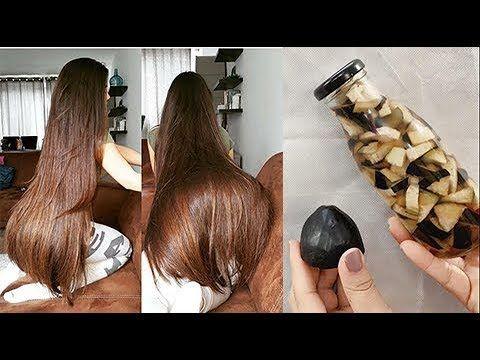 اقوي مكون للقضاء علي شيب الشعر بدون حناء ينمو شعرك بغزارة لن يتساقط ينبت الفراغات يحارب الصلع Youtube Long Hair Styles Hair Styles Hair