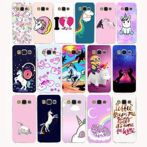 Pas Cher 645g Belle Mignon Licorne Dur Cas Pour Samsung Galaxy A3 A5 A7 J3 J5 J7 Grand 2 J3 J5 Premier 2015 2016 2017 Acheter Unicorn Handyhulle Handy Samsung