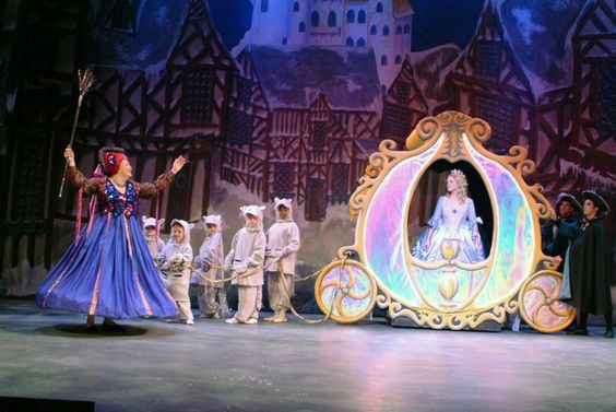 Ticket King Minnesota: Ordway Center For Performing Arts Cinderella Tickets