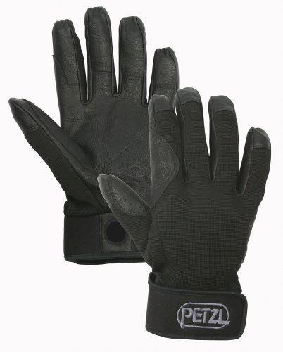 Climbing-Petzl K52 CORDEX Lightweight Glove, Black, Medium ** You can get more…