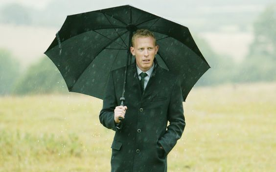 Hathaway (Laurence Fox) in Inspector Lewis: Generation of Vipers
