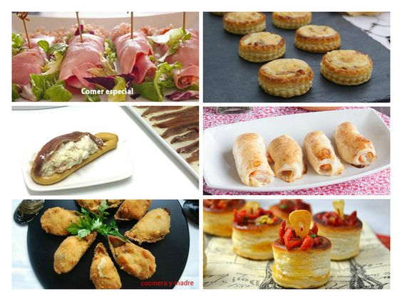 6 recetas de bocaditos deliciosos para una comida o cena for Ideas para una cena de picoteo