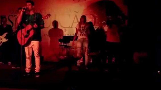 """""""A Ti eu canto Aleluia"""" por Arena Jovem SNT Recreio -"""