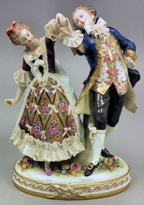 Porcelain Figurine Marks   Two day Sale of Antiques, Fine Art, Ceramics,Glassware and Various ...:
