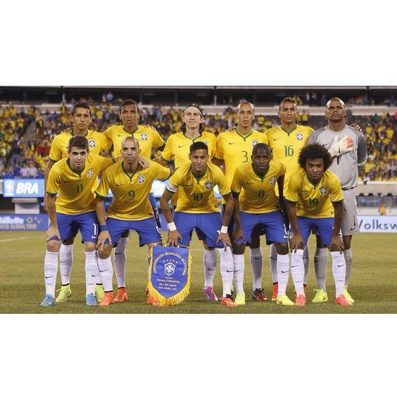 09/09/2014 #Brasil 1 ✖ 0 #Equador #MetLifeStadium _____________________________________ #Brasil #Brasileira #Brazil #Seleção #soccer #FootBall #seleçãobrasileira #CBF #Follow #FollowMe #Nike #FIFA #2014 #brazilingram #rumoaohexa #ouseserbrasileiro #BrasilFootballNationalTeam