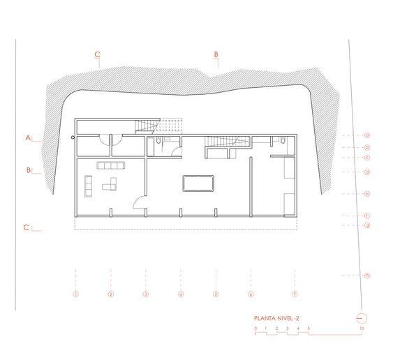 Floor Plan - Level Two