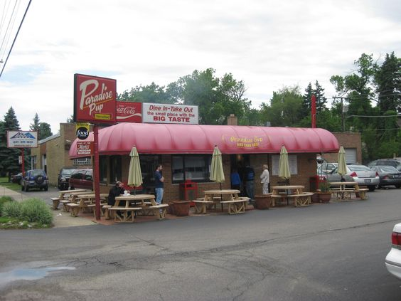 Chicago Hot Dog Diners Drive Ins Dives