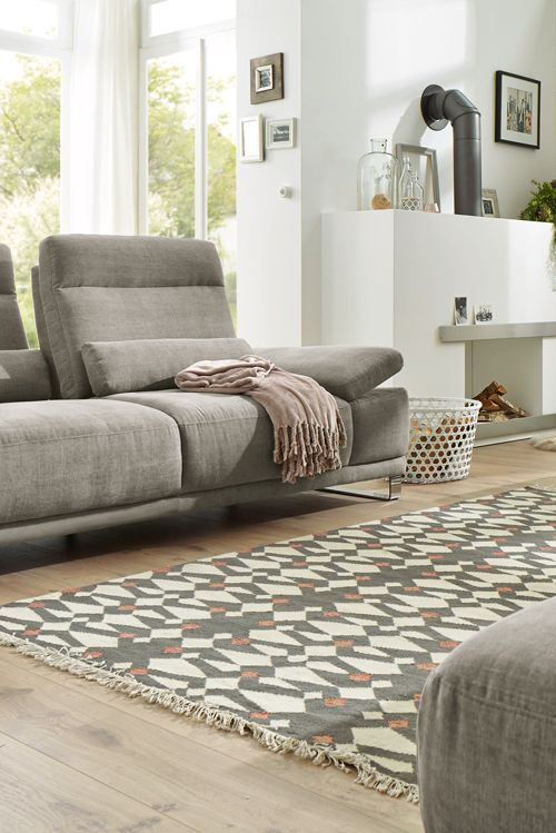 Gemütlich Und Funktional: Global Caldera Von Spitzhüttl Home Company. #sofa  #wohnen #