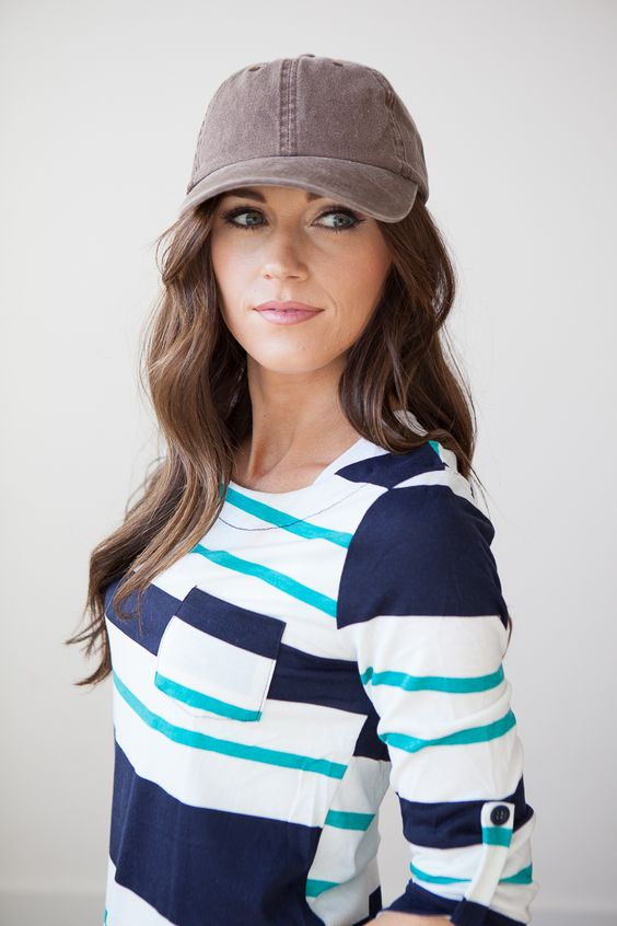 Magnolia Boutique Indianapolis - Weathered Baseball Cap - Chocolate, $12.00 (http://www.indiefashionboutique.com/weathered-baseball-cap-chocolate/)