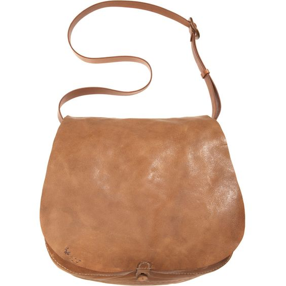 Henry Cuir | Calumet Saddle Bag
