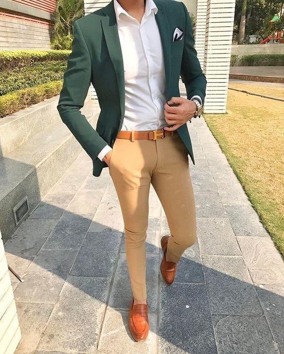 Những gì không nên mặc trong đám cưới - veston Duy Nguyễn