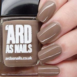 PRE-ORDER 'Ard As Nails- Creme- Kim