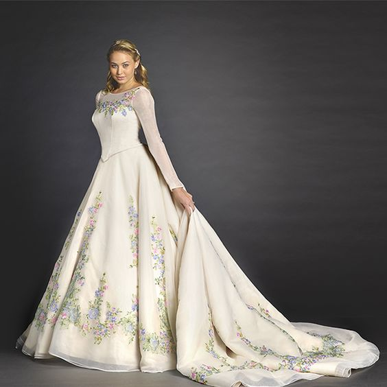 Limited Edition Disney Cinderella Movie Wedding Dress by Alfred AngeloEver After Blog | Disney Fairy Tale Weddings and Honeymoon