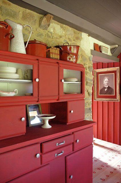 Buffet vaisselier ou enfilade recherche buffet de f te for Meuble customise peinture