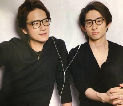 KEN☆Tackeyの二人