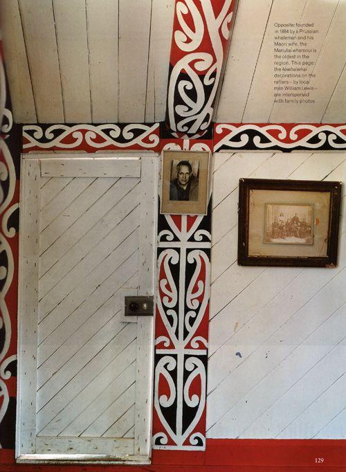 maori wharenui