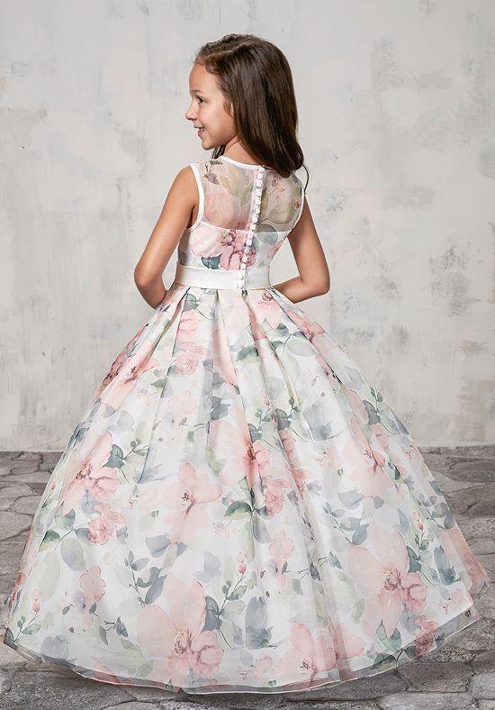 Ivory Flower Girl Dresses Flower Girl Dresses Flower Girl Dresses Tulle Kids Frocks Design
