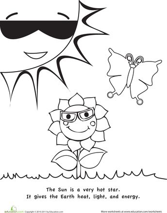 The Sun Worksheets Free Worksheets Library | Download and Print ...