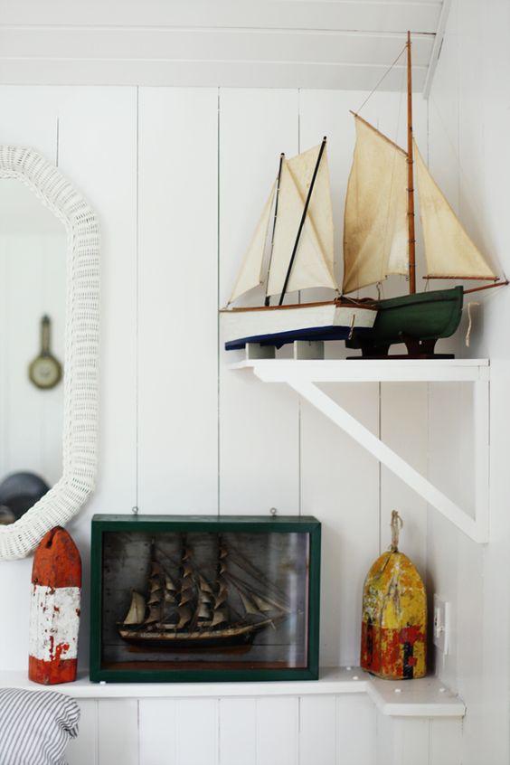 Dekoracje marynistyczne, żeglarskie prezenty, morskie dodatki