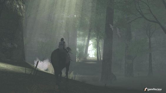 Shadow of the Colossus screenshot: