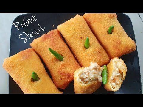 Resep Risoles Rogut Spesial Creamy Full Cheese Youtube Resep Makanan Resep Resep Masakan