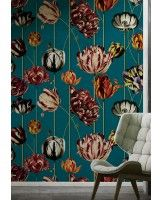 Tulipa | Large Scale Floral Wallpaper Design | Milton & King