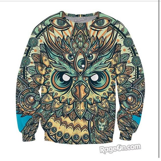 """""""Brand new crewnecks from @jml2art out NOW! Get yours, only on RageOn.com!"""""""