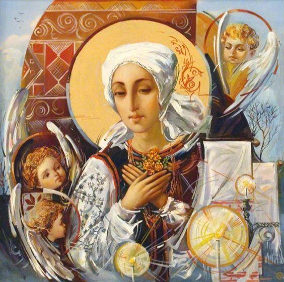 Ко Дню матери на Михайловской площади прошла панихида по погибшим в АТО - Цензор.НЕТ 4560