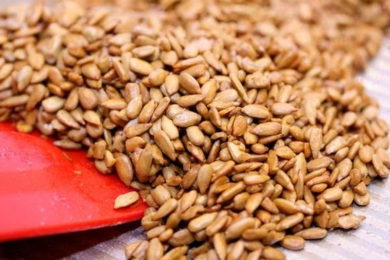 how to make salt and vinegar sunflower seeds
