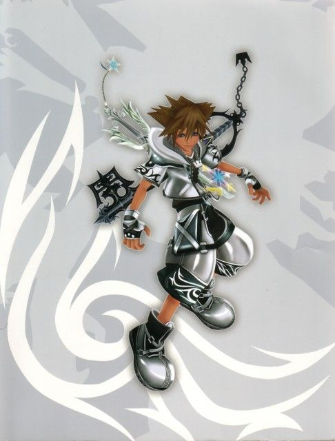Square Enix, Kingdom Hearts, Sora