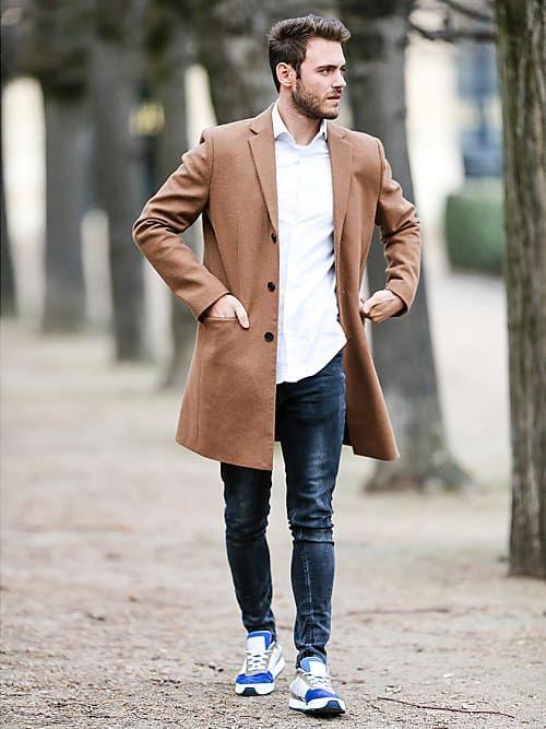 best service 9843a 4e6f8 Styling-Tipps: Wie Männer ihre Jeans auch im Büro tragen ...