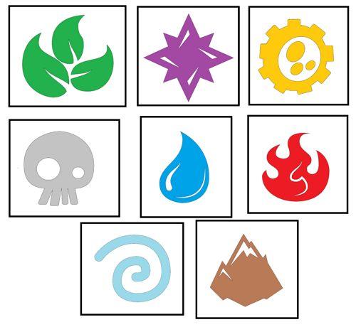 Skylanders, Symbols and Logos on Pinterest