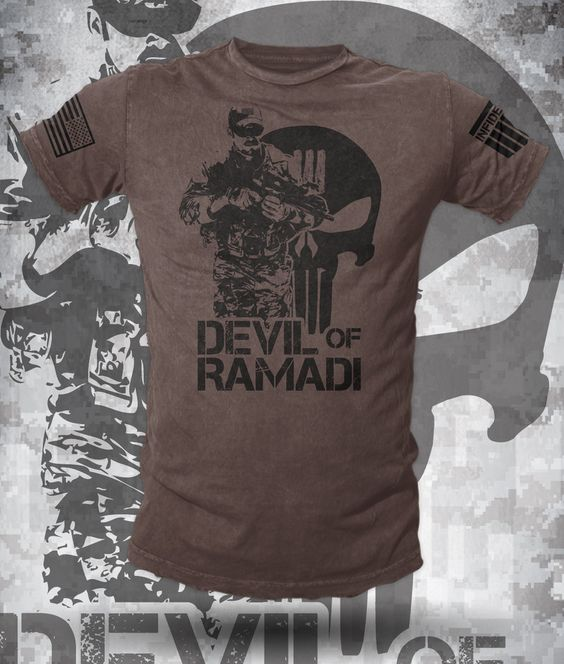 Remember Chris Kyle and help others to know who he was.    [DEVIL OF RAMADI]