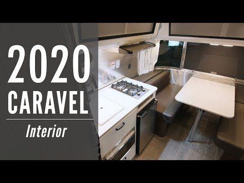 2020 Airstream Caravel 16rb Interior Youtube Airstream Airstream Interior Interior