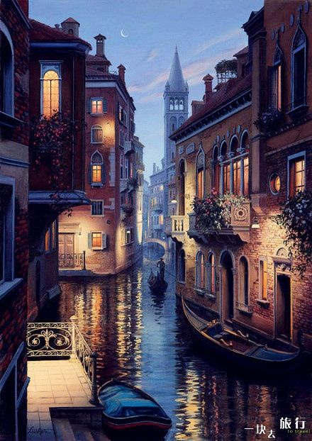 Venice Italy is so beautiful. I was there in September 1985 and I will NEVER…