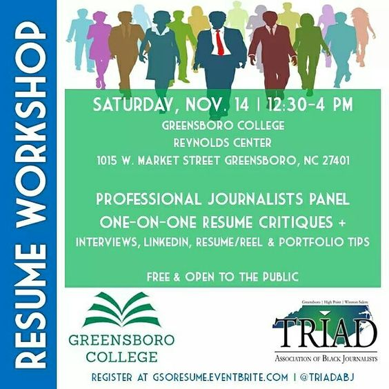 GetTheJob Deluxe Resume Workshop 227 with @joylough - resume workshop