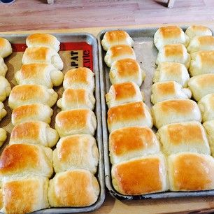 I made these Lion House Rolls in honor of my grandma this #Thanksgiving.   #likeaboss