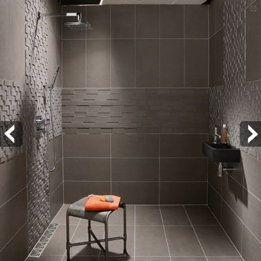 Pinterest le catalogue d 39 id es - Douche sans carrelage ...
