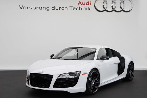 Audi Sends Off U.S. Market 2012 R8 Coupe with New Exclusive Selection Special Editions - Carscoop