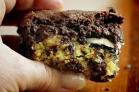 Brownies, Zucchini and Zucchini brownies on Pinterest