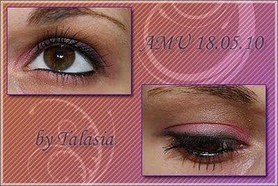 Eye Make Up - Datum: 18.05.10  http://talasia.blogspot.com/2010/05/amus-shopping.html