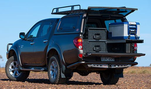 Arb Usa Storage Solutions With Images Truck Accesories