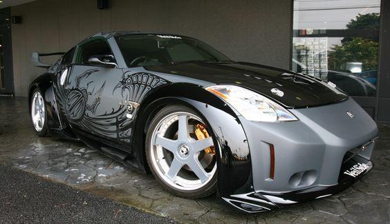 Nissan Veilside Bodykit Seen On Tokyo Drift Movie Cars
